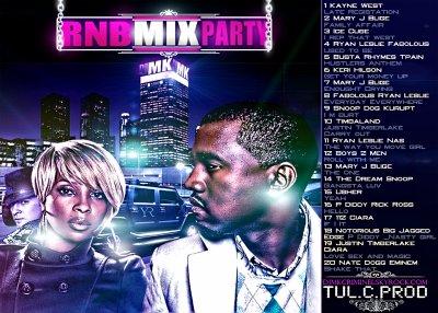 DJ MK MIX PARTY 2 RNB