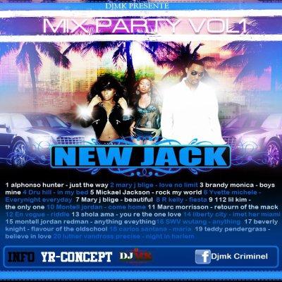 DJ MK MIX PARTY 1 NEW JACK