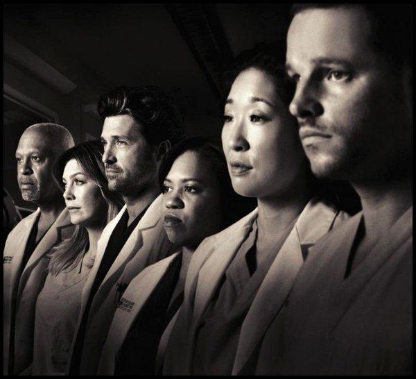 Bienvenue sur le blog de la série Grey's Anatomy
