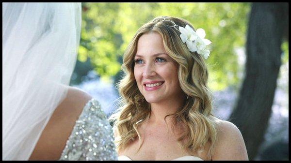Saison 7 - Episode 20 : Mariage blanc