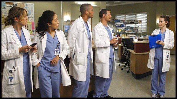 Saison 8 - Episode 3 : Aux commandes