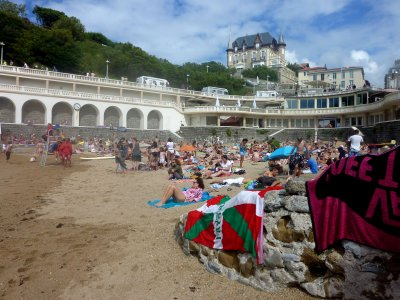 Voyage été 2011, Biarritz