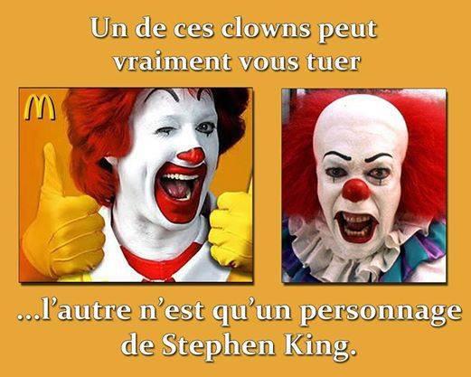 [Actu/Vie quotidienne]C'est qui le clown tueur alors?