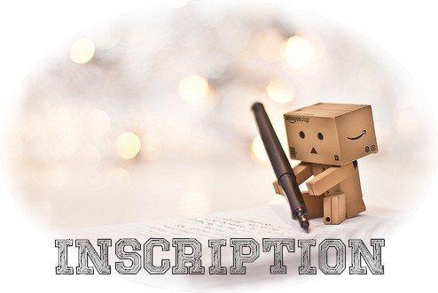 Inscription & Renseignements