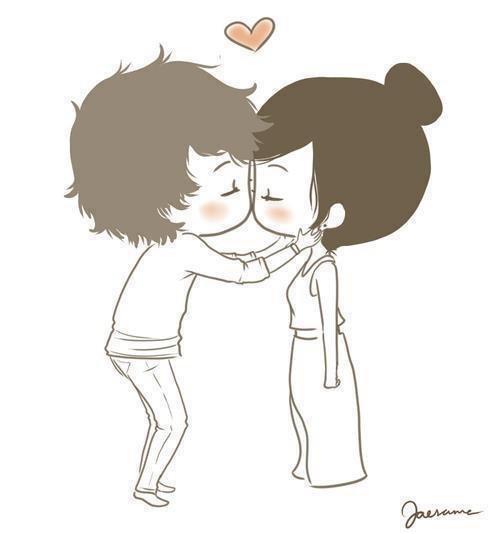 L'amour ce qu'il y a de plus beau quand tout va bien..