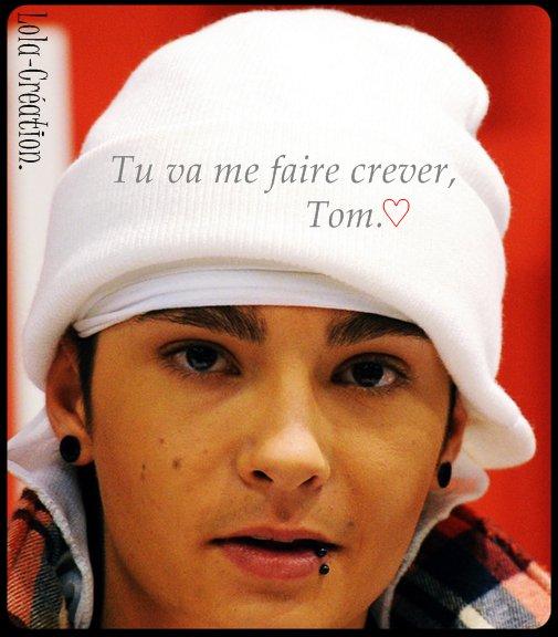 Oh Tom. *0*