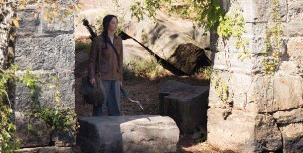 Hunger Games-La Révolte Partie 1