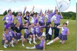 La creation de mon propre groupe... Aout 2008