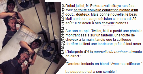 Les Stars news du Jour : 29/08/2012
