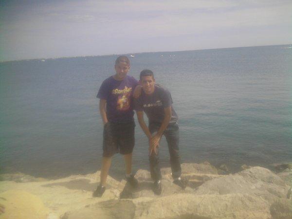 moi et akram