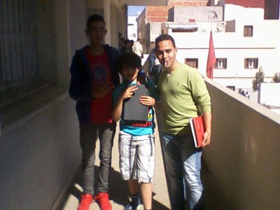 achraf and omar and 3izzdin