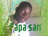 papa sarr