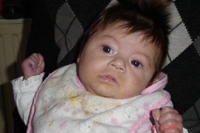 ma ptite crevette bébé