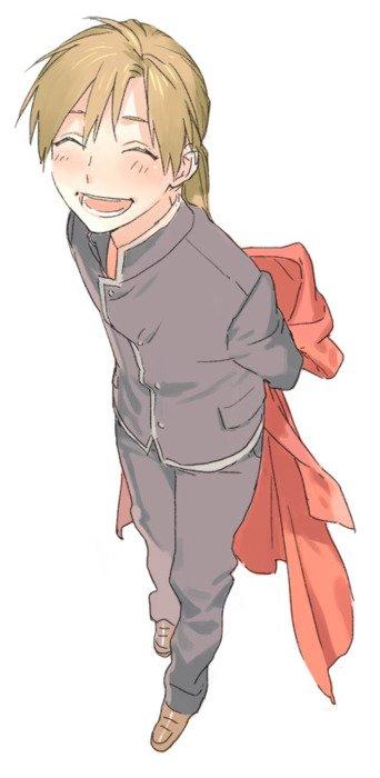 Edward // Alphonse //sasori