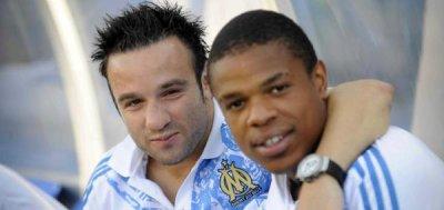 Loïc Rémy & Mathieu Valbuena