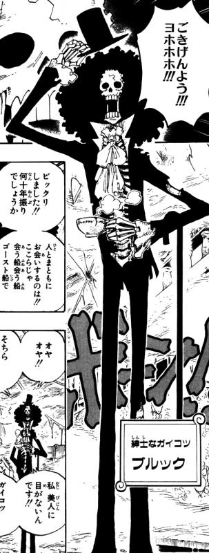 One Piece - les personnages (suite)