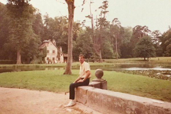Au hameau de la Reine de Versailles