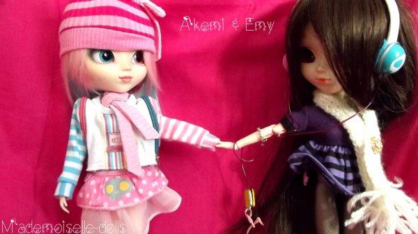Photoshoot - Akemi & Emy - 25 décembre 2013 - Suite