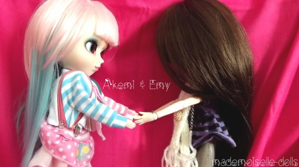 Photoshoot - Akemi & Emy - 25 décembre 2013 - Suite & fin