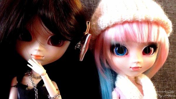 Photoshoot - Akemi & Emy - 26 décembre 2013 - Suite & fin