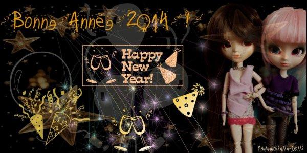 HAPPY NEW YEARS 2014 !