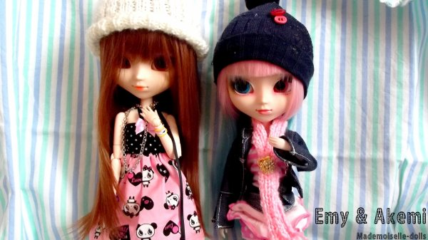 Photoshoot - Akemi & Emy - 26 Janvier 2014