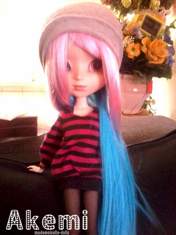 27 Février 2014 ~ New Wig - Akemi