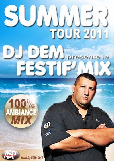 SUMMER TOUR 2011