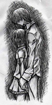 #. ; Toute histoire a une fin tu me la prouver. Mais ne m'oublie jamais <3