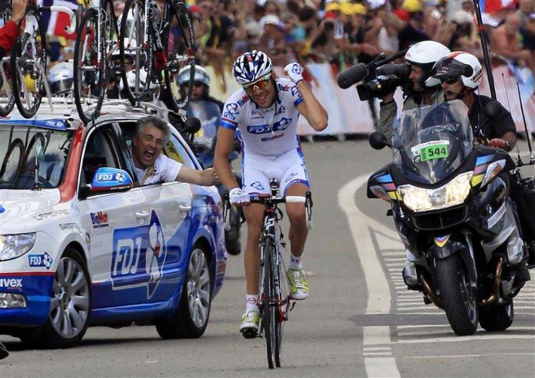 Le Tour ! 08.07.2012 :)