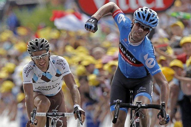 Le Tour ! 13.07.2012 :)
