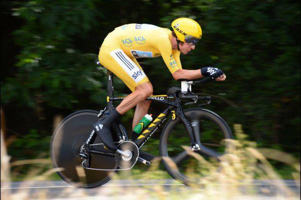 Le Tour ! 21.07.2012 :)