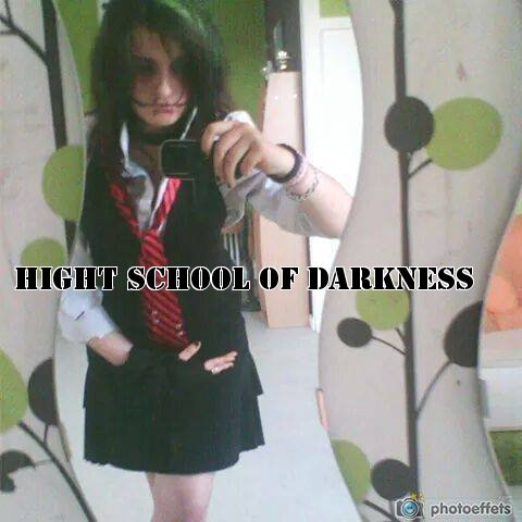 Hight school of darkness