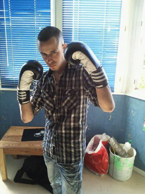 Boxe!!! vivment la reprise!!!