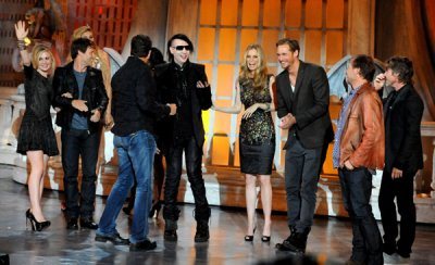 Les scream awards 2010