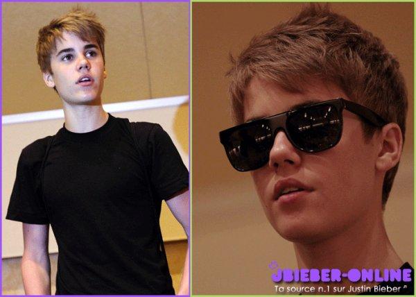 Justin à Singapour