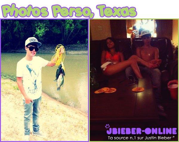 Jelena au Texas