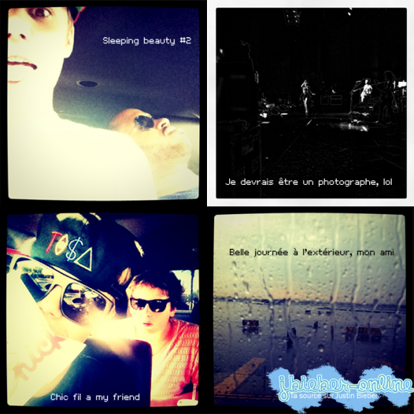 Jelena à Philadephie + Photos instagram