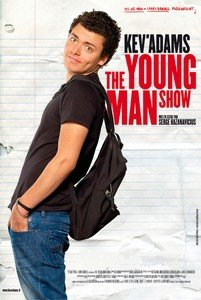 the young man show .... :D <3