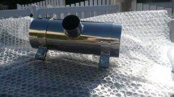 Fabrication de réservoir d'essence en inox et service de polissage
