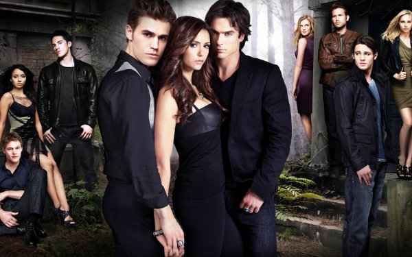 Ma Page Facebook sur Vampire Diaries