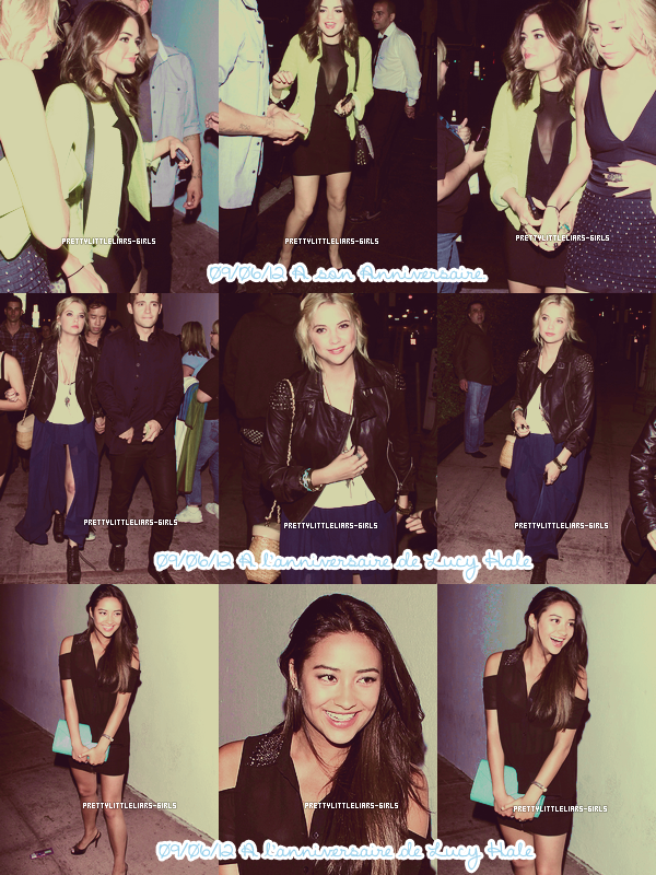 . Juin 2012..- ..NEWS OF TORREY AND ASHLEY