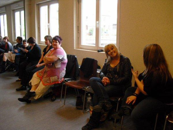 Rencontre de L´UNL à Rothau 06,04,2012
