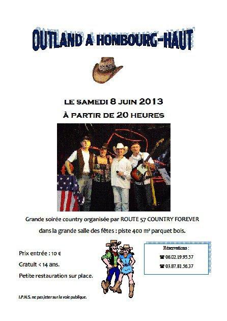 samedi 8 juin 2013 à Hombourg Haut