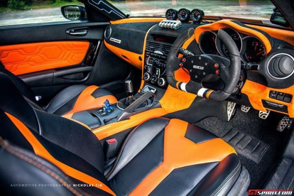 interieur mazda rx8 tuning