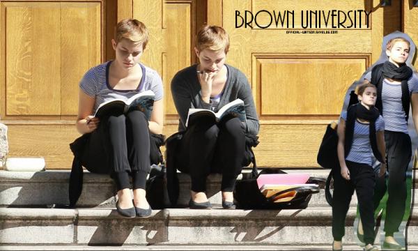 * APERCU Brown university.  *