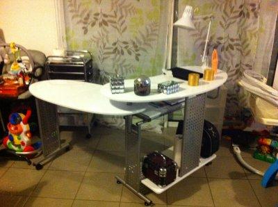 Table manucure ebay