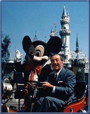 Walter Elias Disney : le créateur de disney