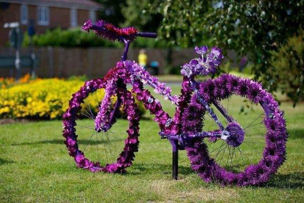 """Résultat de recherche d'images pour """"vélo fleuri"""""""