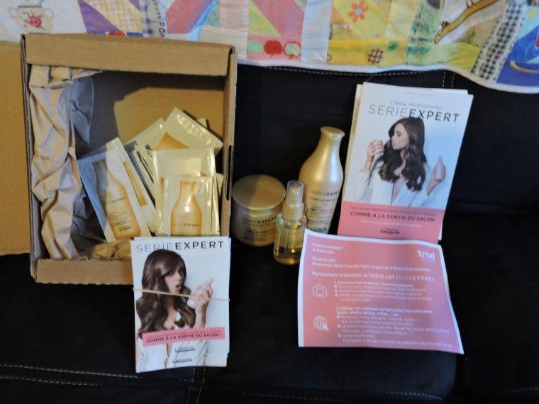 Ambassadrice trnd pour L'Oréal professionnel
